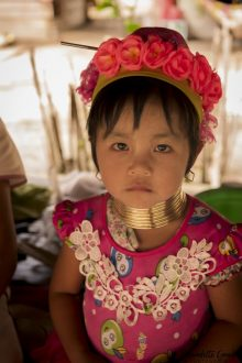 BGP-  Hill tribe child from Thailand