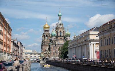 48 hours in St Petersburg, Russia